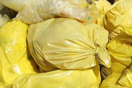Gelber Sack & Gelbe Tonne