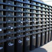 Tausch von Restabfallbehältern